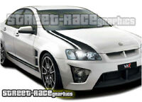 Vauxhall Astra VXR8 Bathurst racing stripes stickers