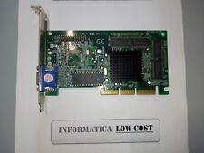 Scheda video grafica AGP NVIDIA M64 32MB