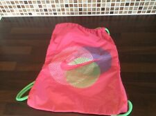 Nike gym/shoe bag