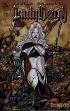 Lady Death: The Wicked Nº 1/2 (2005), Victory Variant Cover, état 1