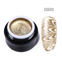 BORN PRETTY 5ml Glitter Stamping Gel Soak Off Nail Art UV Gel Nail Polish GS03