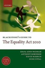 Blackstone's Guide to the Equality Act 2010 by Oxford University Press...