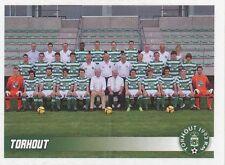 N°516 EQUIPE TEAM # BELGIQUE TORHOUT.KM 1992 STICKER PANINI FOOTBALL 2011