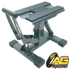 DRC HC2 Stand with Damper Push Up Stand Motocross Enduro Trials Motorcycle New