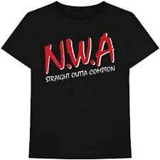 N.W.A. Straight Outta Compton T-SHIRT NEW S M L XL XXL official