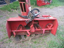 """4' 2"""" Snow Blower Front Mount Tractor Hydraulic Spout Kubota John Deere Ford"""