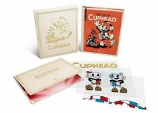 The Art of Cuphead Hardcover Limited Edition w/ Acetate art print (NEW)