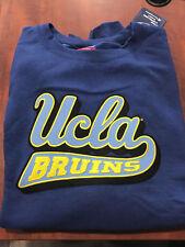 NEW WITH TAG LICENSED NCAA Men's CHAMPION Crew Sweatshirt  UCLA BRUINS  XXL BLUE