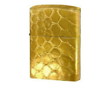 Zippo Gold Python / RARE model from JAPAN
