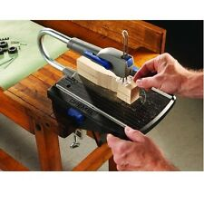 Scroll Saw Jig Coping Jigsaw Variable Speed Detachable Handheld Dust Port Dremel