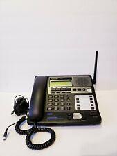 Panasonic KX-TG4500B 5.8 GHz Dual Handsets 4 Lines Corded / Cordless Phone