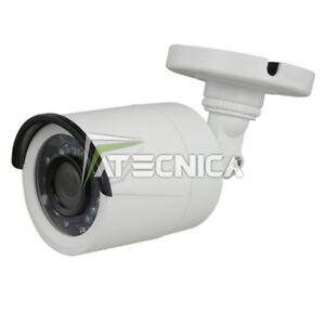 Cámara 1080p Óptica Fijo 3.6MM 4in1 Bala Safire CV029I-F4N1 IR20mt Blanco