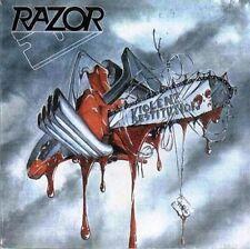 Razor - Violent Restitution [New CD] Reissue