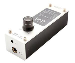 Syba SD-DAC63107 USB DSD DAC / Headphone Amplifier Digital To Analog Converter
