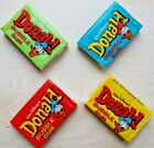 Wrappers Full Gum Vintage Chewing Bubble DONALD Holland with inserts 4 colour