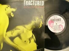 FRACTURED LP NO PEACE FOR THE WICKED  (PSYCHOBILLY the meteors CRAMPS) nose 17