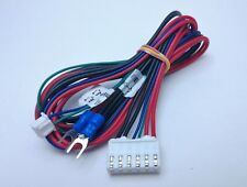 Anet A8 Hotbed Heated Bed Cable Upgrade - includes new Power + Thermistor Wires