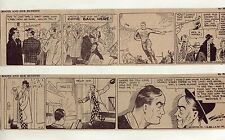 Boots & Her Buddies by Martin - 26 large 6 column comic strips Complete Oct 1938