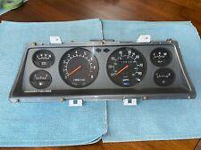 Datsun 510 Violet Stanza A10 Speedometer Instrument Gauge Tach Cluster 7K R-line