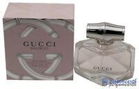 Gucci Bamboo By Gucci  Eau De Toilette Spray 75ml/2.5oz  New In   Box