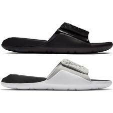 e6ed504acf1c43 Jordan Mens Hydro 7 Slide Sandals Black Aa2517 010 Size 12