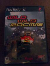 Wild Wild Racing (Sony PlayStation 2, 2000) - Ps2