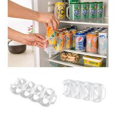 Beers Soda Cans Holder Storage Kitchen Organization Fridge Plastic Space Bottle