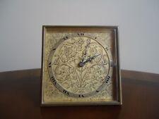 ANTIQUE CHEVRON CLOCK 8 JOURS CIRCA 1930'S