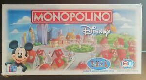 Monopolino Disney Editrice Giochi EG Originale -Non Completo - Leg. Descrizioni