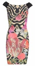Polyester Round Neck Dresses Spring