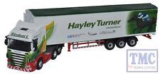 76SHL14WF Oxford Diecast Escala 1:76 Calibre OO Stobart Hayley Turner