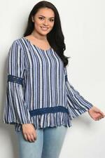 NEW..Stylish Plus Size Boho StyleTop with Bell Sleeves..SZ18/3xl