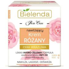 Bielenda Rose Care Moisturising and Soothing  Day Night Face Cream 50ml