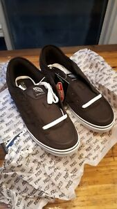 VANS Geoff Rowley, coffee/white, size 11 brand new in box