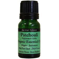 Organic Patchouli Essential Oil Aromatherapy Massage Bath Fragrance Oil 10ml