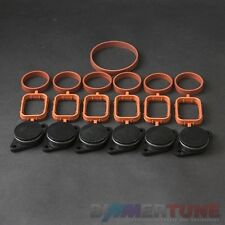 BMW SWIRL FLAP Blanks 6 pcs 33 mm et MANIFOLD GASKETS bimmertune E60 E46 E90 E61