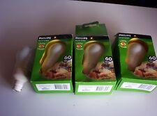 4 x Philips energy saving lightbulbs no.B22