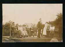 Gloucestershire Glos BRISTOL Soundwell St Stephen's Music fete?? 1921 RP PPC
