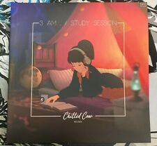 ChilledCow Records - 3 AM Study Session - Lofi Girl - Pink Vinyl FAST SHIPPING