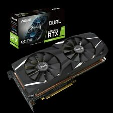 [From Japan] ASUS Dual GeForce RTX™ 2080 Ti OC edition 11GB GDDR6 DUAL-RTX2080TI