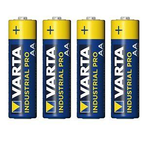 VARTA AAA Industrial Alkaline Batteries LR03 MN2400 1.5V LR03 Long Expiry