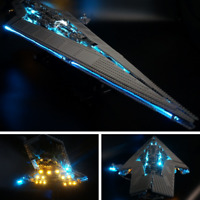 advance LED Light Kit Set For 10221 Star Wars Executor Super Star Destroyer set
