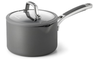 Calphalon Simply Easy System Nonstick Sauce Pan, 2.5-Quart with lid