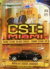 Greenlight Hollywood Series 1 CSi Miami Natalia's Dodge Charger HTF