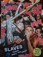 Slaves  NME Magazine  October 2016