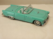 Matchbox Collectibles Dinky 1955 Ford Thunderbird Cyan 1:43