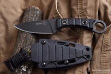 "Knife ""Mole""   black blade (Kizlyar)"