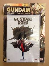 DVD Gundam 0083 mobile suit stardust memory movies collection nuovo