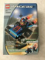NEW Lego Racers 4591 Star Strike Pull Back Motor 4166285 Racing