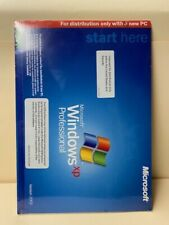 MICROSOFT WINDOWS XP PROFESSIONAL with SERVICE PACK 3_FULL VERSION
